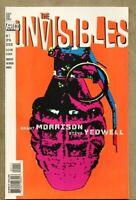 Invisibles #1-1994 nm- 9.2 1st app The Invisibles Grant Morrison DC Vertigo