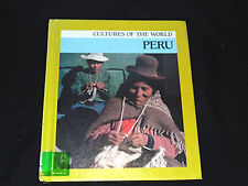 Peru (Cultures of the World) by Kieran Falconer 1995 Home School History Book