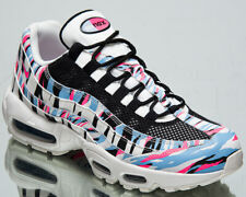 Nike Air Max 95 CTRY Country Pack Korea Men's White Pink Lifestyle Sneakers Shoe