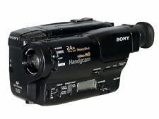 Sony Handycam CCD-TR750E Hi8 Camcorder - 8mm Video Camera Recorder