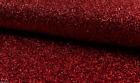 SPARKLE TINSEL Lurex Fabric Stretch Material / Metallic Rasta Glitter 59'' wide