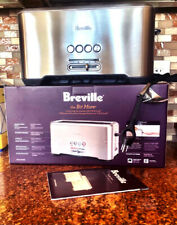 New listing Non-Working Breville 4-Slice Toaster with original box & booklet