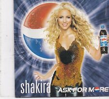 Shakira-Ask For Me promo cd single