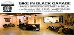 bike in black