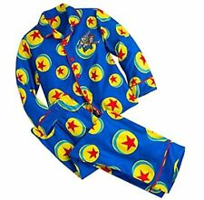 TOY STORY Boy's Size 4 Star Print Woody, Buzz Flannel Pajama Pants Set