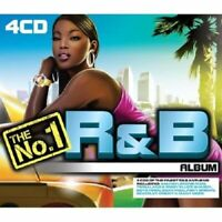 Various Artists - The No. 1 R&B Album - Various Artists CD MKVG The Fast Free