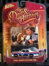 1/64 JOHNNY LIGHTNING DUKES OF HAZZARD ENOS'S DODGE MONACO RACE CAR