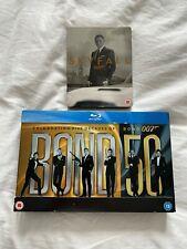 James Bond Collection (Blu-ray, 2012, 22-Disc Set, Box Set) + Skyfall