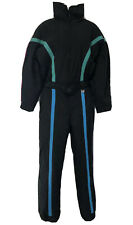 club attivo Long Sleeve Belted black pants Winter Ski snow suit Lizzy Lou Size 8