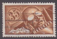 Switzerland 1923-25 # C6 Air Mail stamp - Used