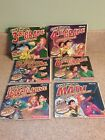 Lot 6 The Learning Company The Clue Finders 3rd 4th Grade + Adventures PC Games