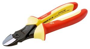 Bahco 2101S-160 ERGO™ VDE Insulated Side Wire Cutting Cutters Pliers 160mm