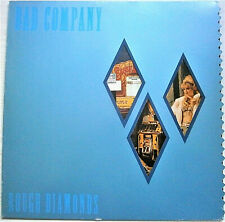 Bad Campany -ROUGH DIAMONDS -LP-Rock,Classic Rock-Swan Song-SSK 59419-Near Mint