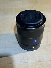 Sony Zeiss Sonnar T* FE 55mm f/1.8 ZA Lens SEL55F18Z USED