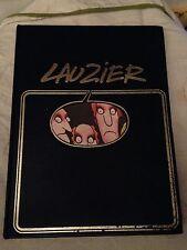 lauzier volume luxe 4 albums en 1 (1980) tranches de vie 1,2 ,3, 4