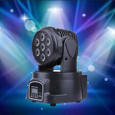 70W RGBW Stage Light LED Spot Moving Head Light DMX Disco DJ Bar Party Lighting