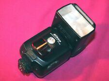 Blitzgerät Nikon SB-28 mit  Anleitung, betriebsbereit mit Batterien  TOPP
