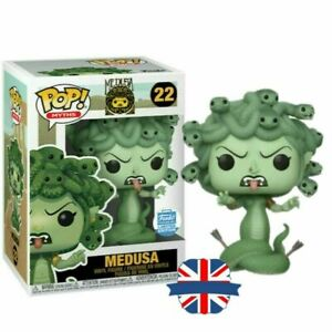 Funko Pop! Myths #22 Medusa Vinyl Action Figures Toys Collection Toys Gifts UK