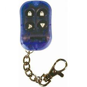 4 Button Tr4 Blue Remote Faceplate