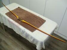vintage Bear Archery Polar long Bow,