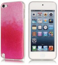 iPod Touch 6th/5th Generation Glitter Shine TPU Back Silicone Case Jelly Cover
