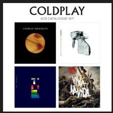 Coldplay - Box [New CD] Boxed Set