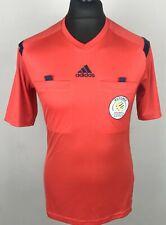 Adidas Referee Jersey Men's Size S Australian Football Federation Soccer Shirt