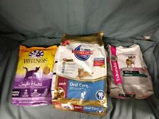 EXPIRED SPECIALTY DOG CAT FOOD VARIETY PACK ORAL CARE COMPLETE HEALTH CHIHUAHUA