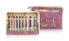 Knitter's Pride Royale Deluxe Long Tip Interchangeable Knitting Set