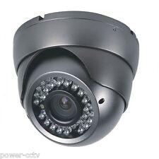 HD 1300TVL CCD 36IR 2.8-12mm Lens Dome IR CUT Security Surveillance CCTV Camera