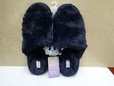 STARS ABOVE SLIPPERS   SIZE 9-10