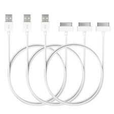 3-Pack New Apple iPhone 4S Cable USB Sync and Charging Cable for iPhone 4/3G/3GS