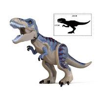 "Tyrannosaurus Rex Gray T-rex Jurassic World 6"" Tall Big Dinosaur - USA SELLER"