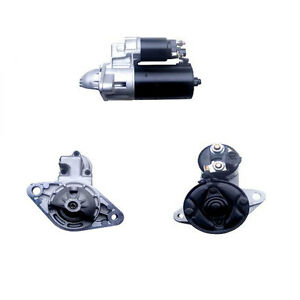 Fits CHRYSLER Stratus 2.0i 16V Starter Motor 1995-2001 - 9453UK