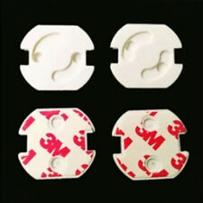 10pcs Baby European Safety Rotate Cover 2 Hole Round Standard Children RF