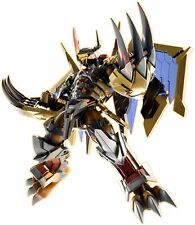 Digimon Wargreymon (Amplified), Bandai Spirits Figure-Rise Standard