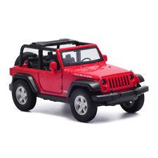 Jeep Wrangler Rubicon 1:32 Alloy Diecast Car Model Toy Vehicles Kids Boys Gift