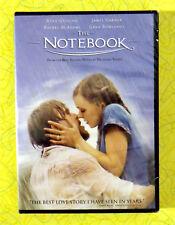 The Notebook ~ New DVD Movie ~ Ryan Gosling Rachel McAdams Romance
