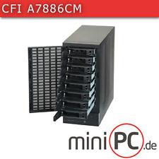 "CFI a7886cm USB 3.0/eSATA chassis 6g (8x 2.5""/3.5"", hot-plug, 300w)"