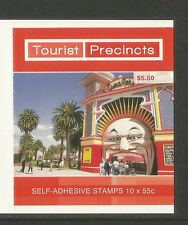 Australia 2008 City Tourist Attractions sa bklt-Attractive Topical (2945a) Mnh