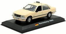 Opel / Vauxhall Rekord E - Nuremberg Taxi - Germany 1980 - 1/43 (No25)