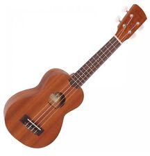 -CLEARANCE SALE- NEW-FREE P&P Laka VUS50EA Electro Acoustic Soprano Ukulele