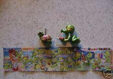 "Variante Turbo Turtle + Benny Beamer ""SUPER SPACYS"" 2001 ANTENNA LUNGA CON VAR. BPZ"