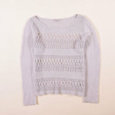 GAP Damen Pullover Sweater Strick Gr.M (DE 40) Grau, 44886