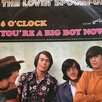 "THE LOVIN' SPOONFUL...6 O'CLOCK - - 1960's German KARMA SULTRA Jukebox 7"" 45"