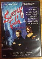 Sweeney Todd in Concert (DVD, 2002)