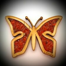 Fridge Magnet Amber Butterfly Travel Tourist Souvenir Collection & Gift F303