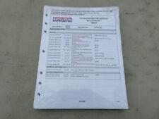 Honda 40 Outboard In Manuals Literature Ebay