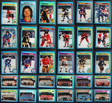 1979-80 Topps Hockey Cards Complete Your Set You U Pick From List 133-264