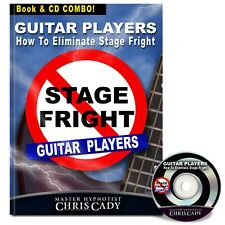 Confidence for guitar players CD and book